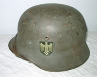 WW-2 German Army Helmet